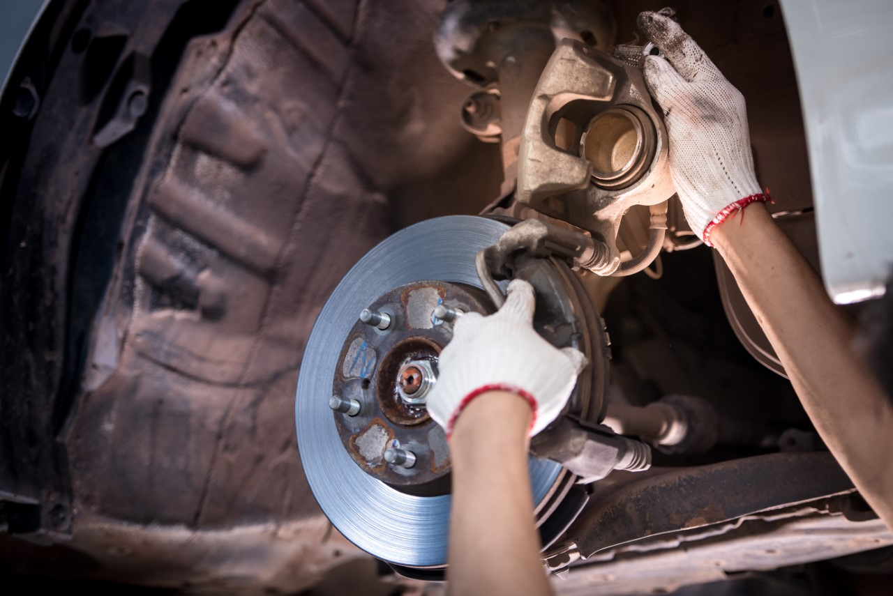 Remschijven Volkswagen  gevonden