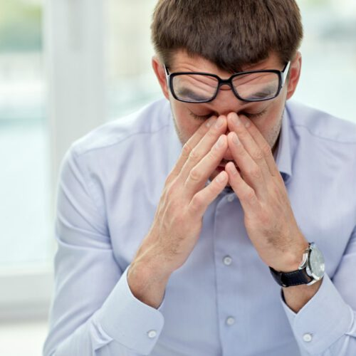Omgaan met stress tijdens drukke en spannende periodes
